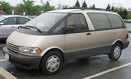 Toyota Previa Wikipedia