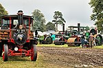 Traction Engines - Bedfordshire Steam & Country Fayre 2017 (36490706494).jpg