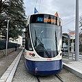 Tram 17 des TPG à Annemasse.jpg