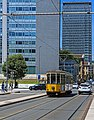 Tram in Piazza Duca d'Aosta, Milan.jpg