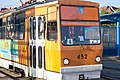 Tram in Sofia in front of Central Railway Station 2012 PD 045.jpg