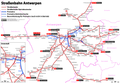 Tramway map of Antwerpen (without background).png