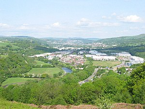 Treforest - Treforest Industrial Estate