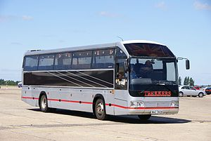 Trekkers coach (WAZ 3828), 2010 North Weald bus rally.jpg