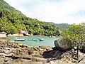 Trilha Cachadaço Trindade Paraty RJ Vista da Praia.jpg