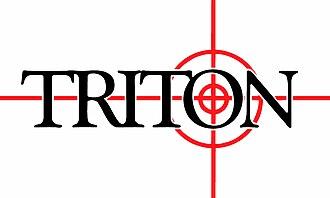 .40 Super - Triton Logo