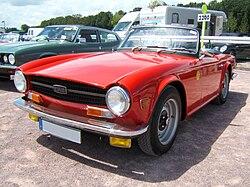 Triumph Car Paint