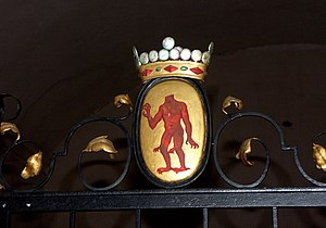 Trolle family coat of arms