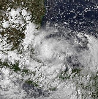 1999 Atlantic hurricane season - Image: Tropical Depression Two 1999