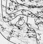 Tropical Storm Three analysis 20 Oct 1930.png