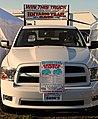 Truck raffle for Iditarod Sled Dog Race at 2012 Tanana Valley State Fair.jpg