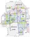 Tsinghua University Simple Map.png
