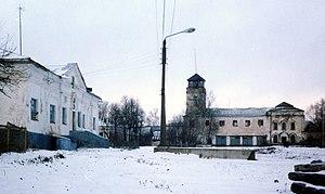 Tsivilsk - Central part of Tsivilsk