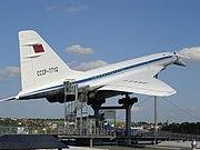 Tu-144 Sinsheim