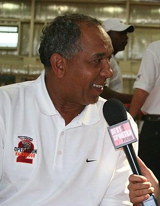 Minnesota Golden Gophers men's basketball - Former Gophers coach Tubby Smith