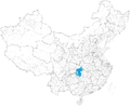 Tujia autonomous prefectures and counties in China.png