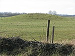 Bowl barrow 610 m northwest of Whitestown Farm