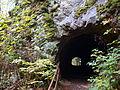 Tunel ve skále pod Bredovým mlýnem 4.JPG