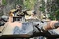 Turret of Australian M1A1 Abrams tank.jpg