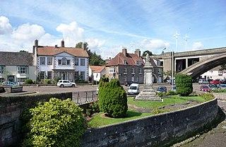 Tweedmouth Human settlement in England