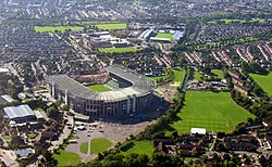 1Twickenham Stadium, 2005