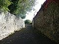 Twitten in Portslade Village - geograph.org.uk - 973907.jpg
