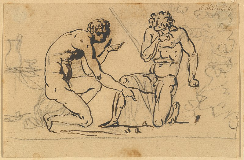 File:Two Nude Men Playing with Dice MET DP821511.jpg