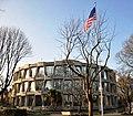 U.S. Embassy Chancery Building in Ballsbridge, Dublin 4.jpg