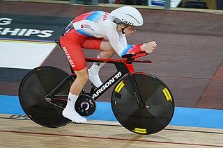 Tamara Dronova Russian cyclist