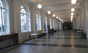 UCL Main Building - South Cloisters