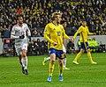 UEFA EURO qualifiers Sweden vs Spain 20191015 Emil Forsberg 4.jpg
