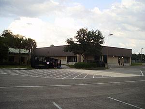 University of Florida College of Veterinary Medicine - Image: UF Vet Med Food Animal Clinic