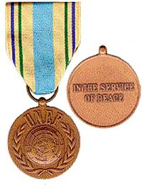 UNEF medal