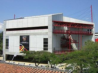 Pontifical Bolivarian University - Polideportivo Medellin's Main Campus.