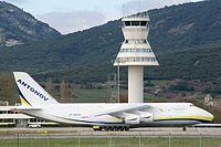 UR-82009 - A124 - Antonov Design Bureau