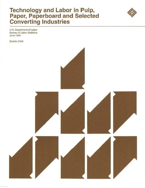 File:USBLS Bulletin 2443; Technology and Labor in Pulp, Paper, Paperboard and Selected Converting Industries (1994).pdf