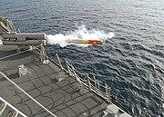 USN MK-46 Mod 5 lightweight torpedo
