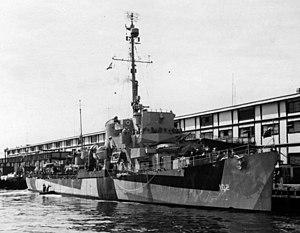 USSThomasDE102-circa1946-FloridaA