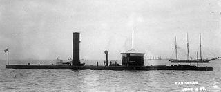 USS <i>Canonicus</i> (1863) 1863 Canonicus-class monitor