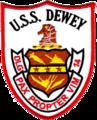 USS Dewey (DLG-14) insignia c1960.png