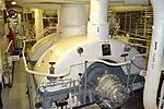 USS Hornet Museum - engine room.JPG