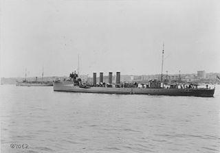 USS <i>Jouett</i> (DD-41)