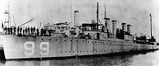 USS <i>Luce</i> (DD-99)