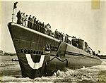 USS Tirante (SS 420) on her maiden voyage in 1944.jpg