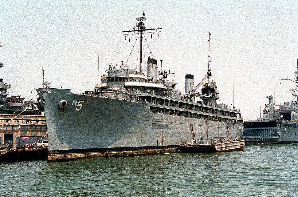 USS Vulcan AR-5 Norfolk 1992.jpeg