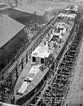 USS Ward (DD-139) construction, Mare Island Navy Yard, California, May 25, 1918 (27407618276).jpg