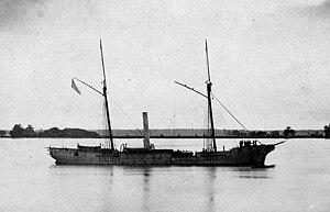 USS Winona Baton Rouge