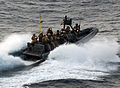 US Navy 100909-N-9706M-080 Marines assigned to the U.S. Marine Corps 15th Marine Expeditionary Unit, Maritime Raid Force, approach the motor vessel.jpg