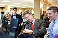 US Senator of Kentucky Rand Paul at New Hampshire events 2015 by Michael S. Vadon 07.jpg
