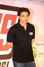 Schauspieler Uday Chopra